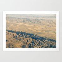 High Desert Art Print
