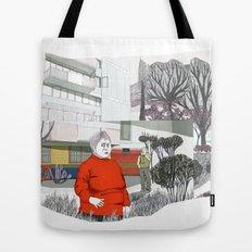 Unidad Vecinal Tote Bag