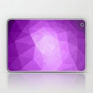 Geometric Polygonal Patt… Laptop & iPad Skin