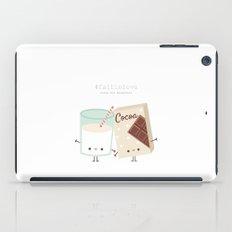 Fall in love - Ingredienti coraggiosi iPad Case