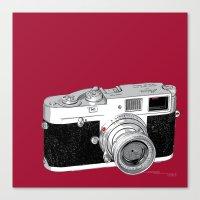 Leica M1 Canvas Print