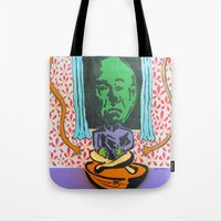 Dial M for Mekon  Tote Bag