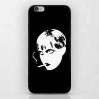 Smoke Dark Arts iPhone & iPod Skin