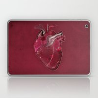 Digital Heart Laptop & iPad Skin