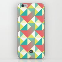 JBDMIX iPhone & iPod Skin