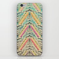 TEEPEE OMBRE iPhone & iPod Skin