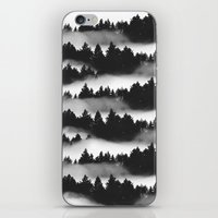 Don't Get Lost in Mist iPhone & iPod Skin