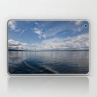 Infinite: Oslo Harbor Laptop & iPad Skin