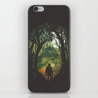 It's Dangerous to go Alone V.2 iPhone & iPod Skin
