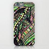Covered Woman Mandala iPhone 6 Slim Case