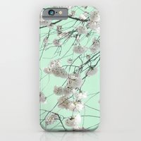 iPhone & iPod Case featuring Canopy of Blossoms by Bella Blue Photography