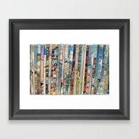 Reader's Digest (Germa… Framed Art Print