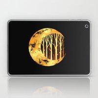 Nature moon Laptop & iPad Skin