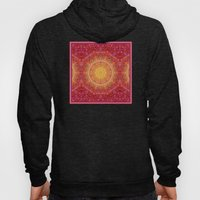 Love Will Find A Way -- Kaleidescope Mandala in the colors of Love Hoody