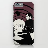 iPhone & iPod Case featuring The running man by Victor Zhizhin