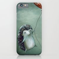 iPhone & iPod Case featuring I can fly by Anastasia Tayurskaya