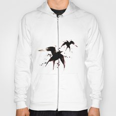 On your fears,  ... swallow them.   Hoody