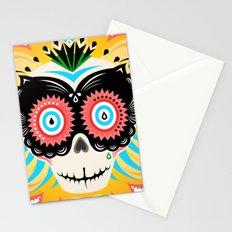 Dia de los Muertos Calavera  Stationery Cards