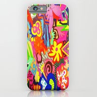 iPhone & iPod Case featuring Colour by Briana/arlene/Paparozzi