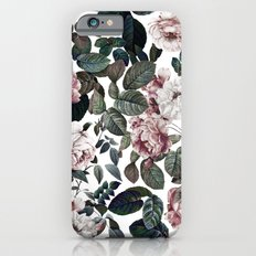 Vintage garden iPhone 6 Slim Case