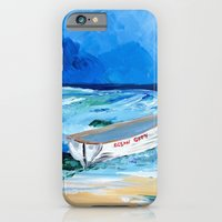 Ocean City Summer iPhone 6 Slim Case