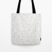 Little Flowers Tote Bag