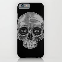 iPhone & iPod Case featuring Behind the skull by Fathi