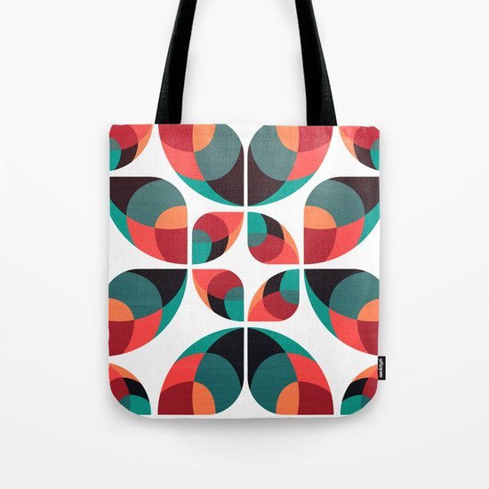 Fantasy Garden Pattern III Tote Bag