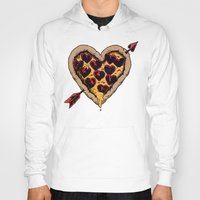 Pizza Love Hoody