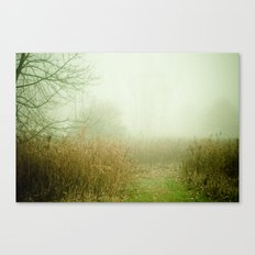 A Lovely Faded Memory of You Canvas Print