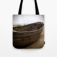 Shipwrecked Tote Bag