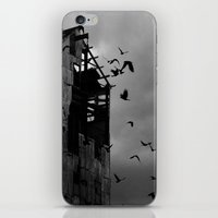 Ghosts Of Industry iPhone & iPod Skin