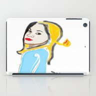 The Ghost Of Christmas P… iPad Case