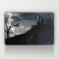 Mystery on the Hill Laptop & iPad Skin