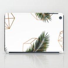 Palm + Geometry V2 #society6 #decor #buyart iPad Case