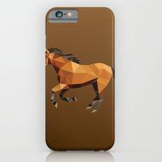 Geometric Horse Slim Case iPhone 6s