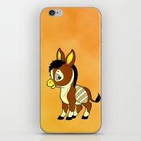 Childhood Donkey iPhone & iPod Skin