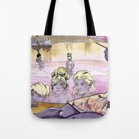 Bath House 2 Tote Bag