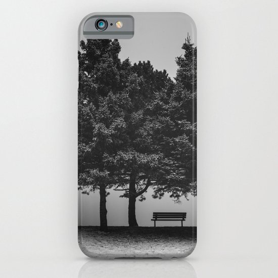 Shelter from the Storm iPhone & iPod Case