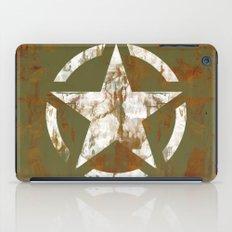 Distressed Star iPad Case