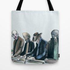 Vinyl Resurgence Tote Bag