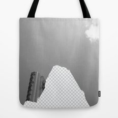 Vacant Architecture Tote Bag