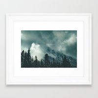 Mountain Majesty Framed Art Print