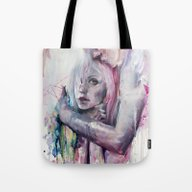 Thought In Metastasis Tote Bag