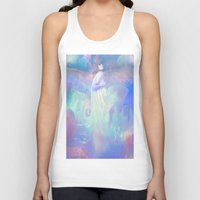 Ask Your Angel Unisex Tank Top