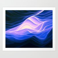 Winds Art Print