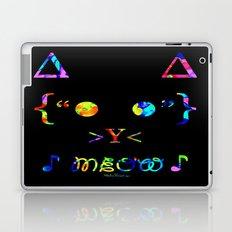 Kitty Meow Rainbow Laptop & iPad Skin