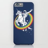 unicorn iPhone & iPod Cases featuring Epic Combo #23 by Jonah Makes Artstuff