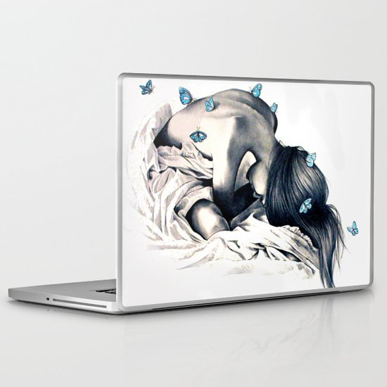 Bodysnatchers  Laptop & iPad Skin