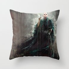 the Dark Lord Throw Pillow